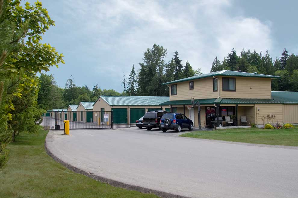 Self Storage Units in Port Orchard, WA - Long Lake Storage