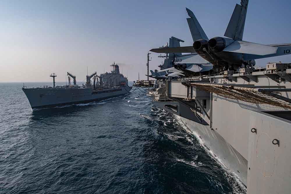 Navy USS Nimitz